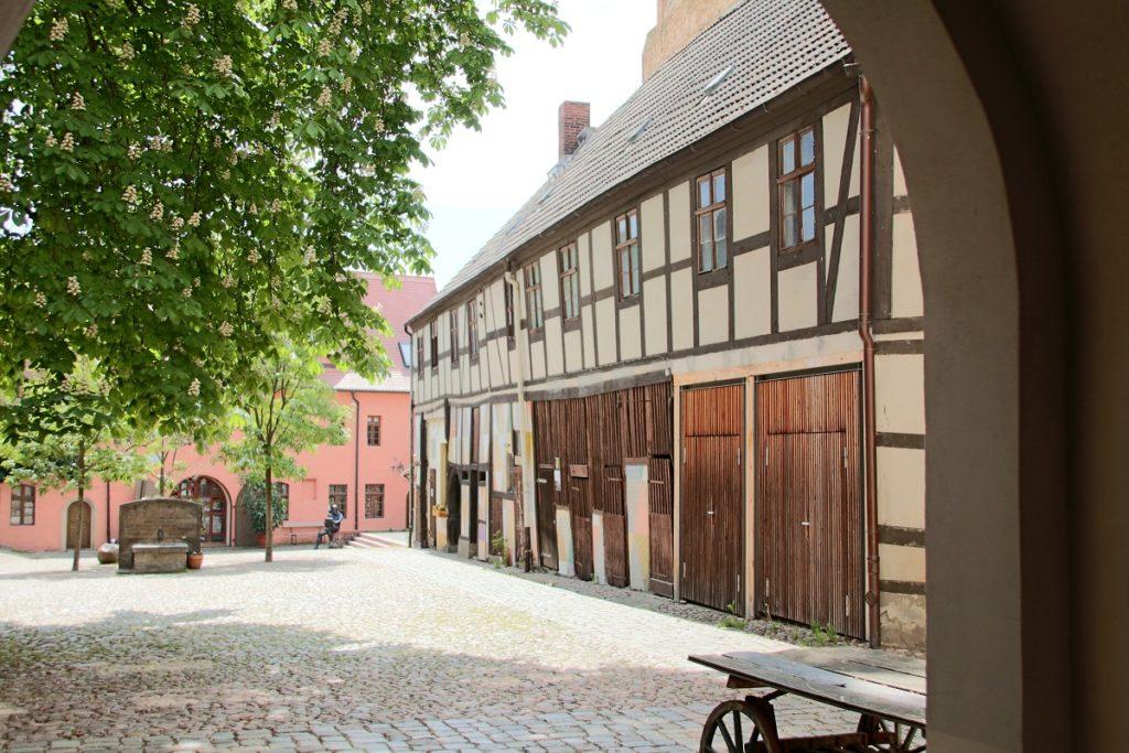 Cranach Hof Wittenberg