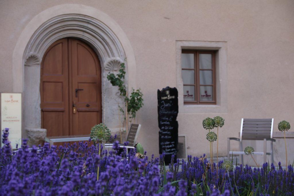 Restaurant von Bora im Lutherhof Wittenberg