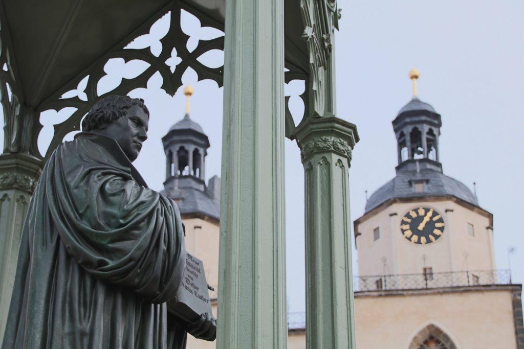 Lutherdenkmal Wittenberg