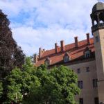 Das Lutherhaus mit Wendelstein