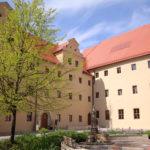 Lutherhof im Frühling
