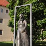 Lutherhof mit Katharina von Bora
