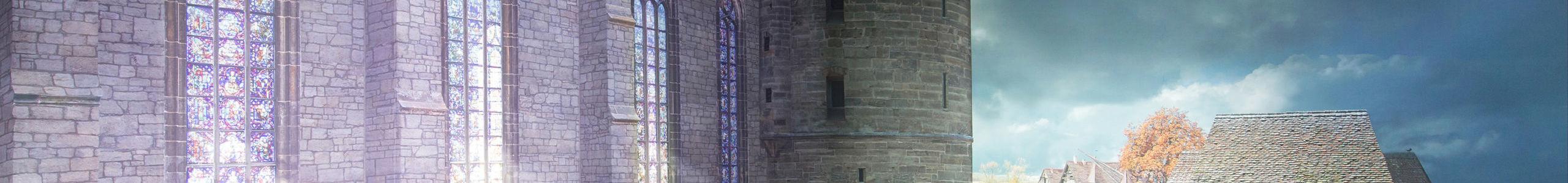 """Asisi Panorama """"Luther 1517"""""""