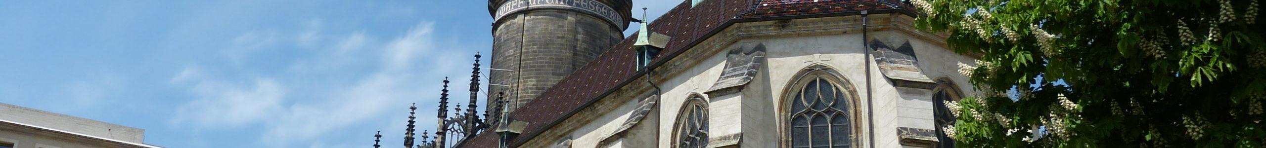 Hof der Schlosskirche