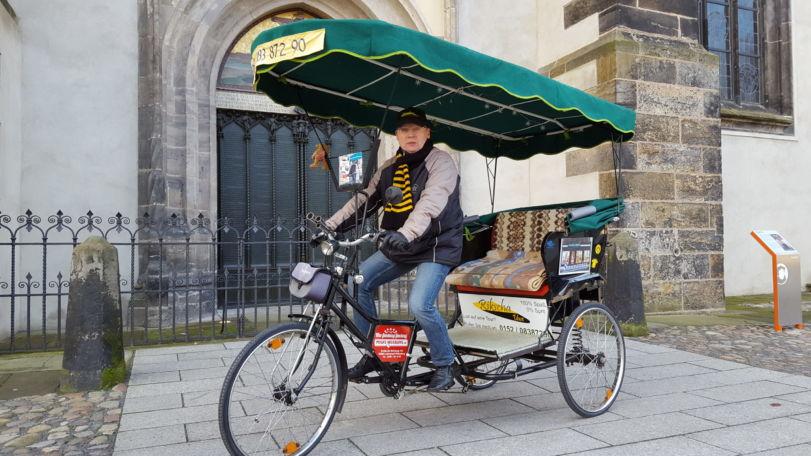 Rikschafahrer Wittenberg