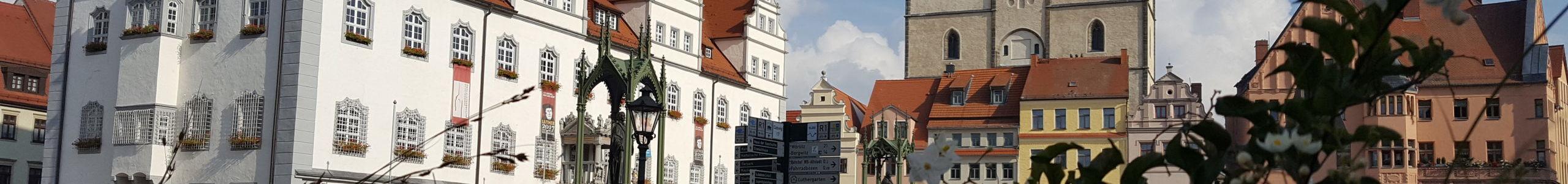Sehenswürdigkeit Stadtkirche Wittenberg