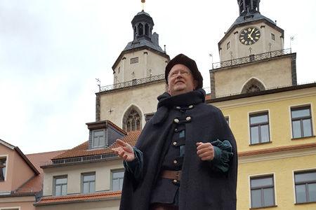Gewandführung Wittenberg