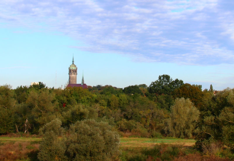 Wittenberg Stadtansicht