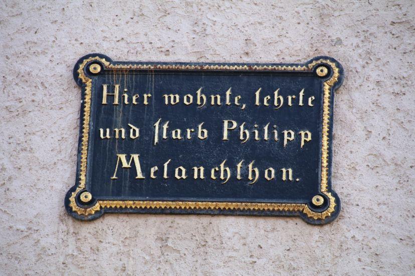 Philipp Melanchthon Wittenberg