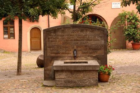Röhrwasserbrunnen Wittenberg